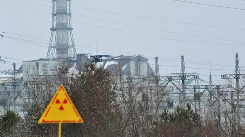 Risikoforschung: Das vor 25 Jahren havarierte Kernkraftwerk in Tschernobyl