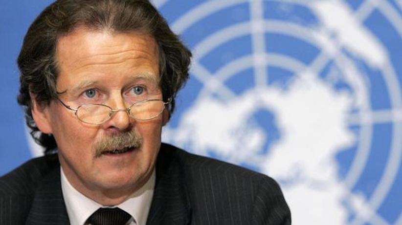 Menschenrechte: Manfred Nowak auf Mission in Griechenland und Nigeria und als UN-Sonderberichterstatter