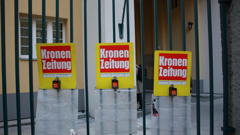 """""""Kronen Zeitung"""": Staberl kehrt zurück"""