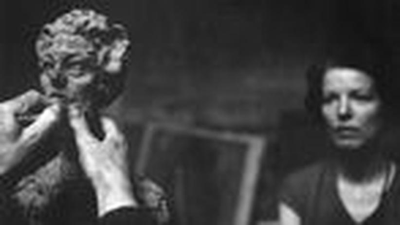 Giacometti: Alberto!