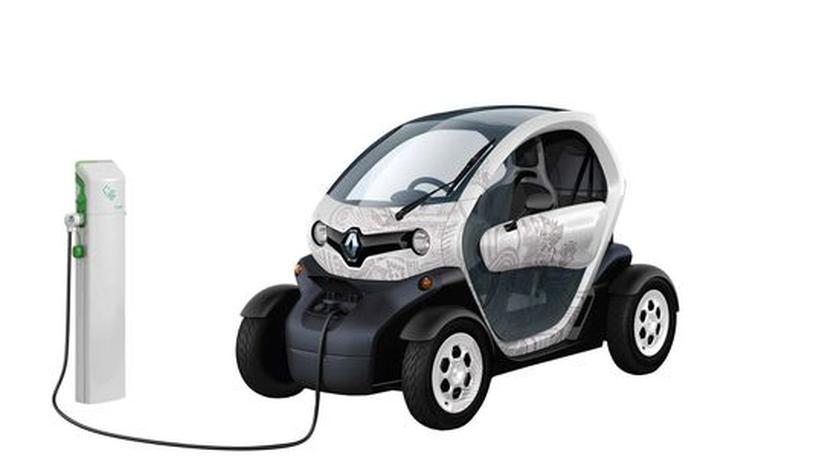 Renault Twizy: Von A nach B