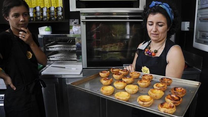 Portugiesische Küche: Hallo, Lissabon!