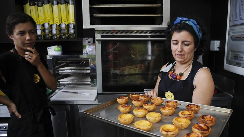 Portugiesische Küche: So macht man Pastéis de Nata!