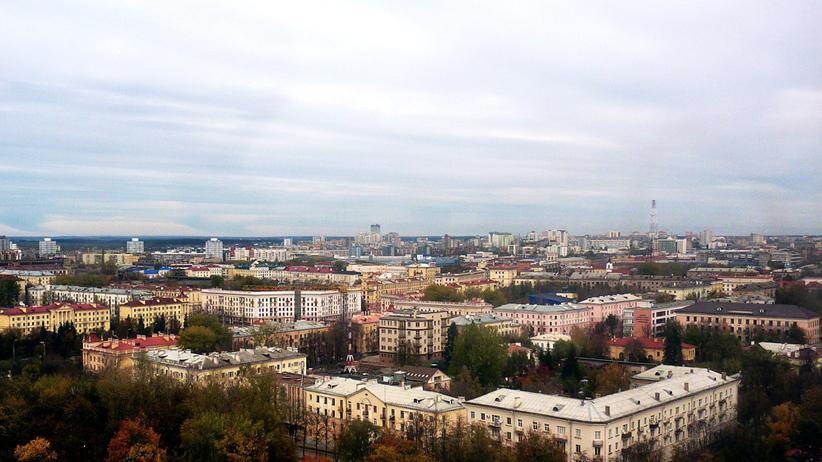 Belarus: Minsk ist das kulturelle Zentrum in Belarus für die unabhängige Szene.