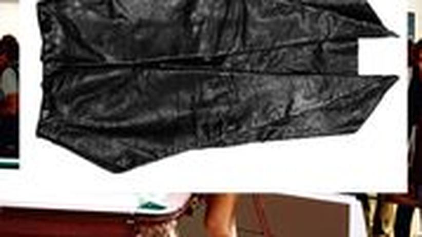 Stilkolumne: Der Lederrock wird erwachsen