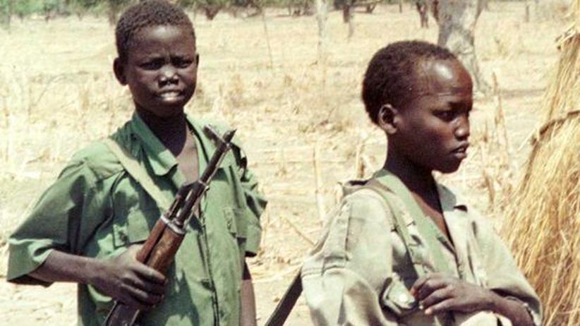 Kindersoldaten im Südsudan: Giovanna, hilf!