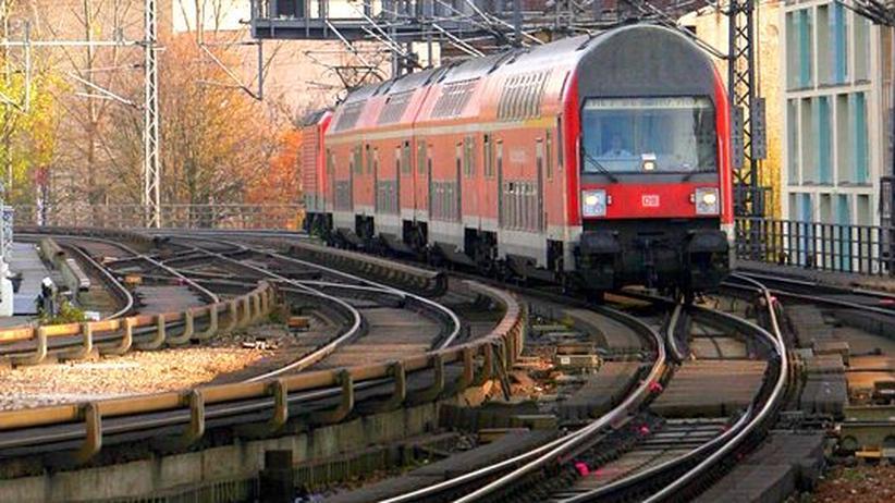 Reisen mit dem Regionalzug: Von A nach B