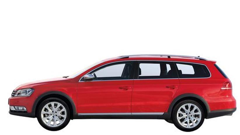 VW Passat Alltrack BMT 2.0: Ein Auto wie ein Babysitter