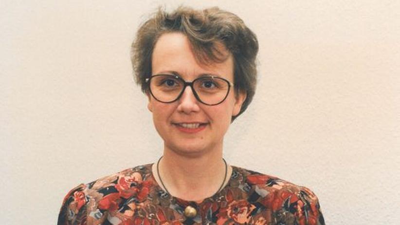 Die junge Annette Schavan