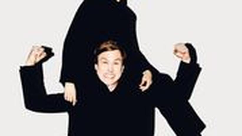 Er war der Jüngste, sie schnell ein Star: 1995 lernten sich Nina und Lars Eidinger an der Ernst-Busch-Schauspiele kennen