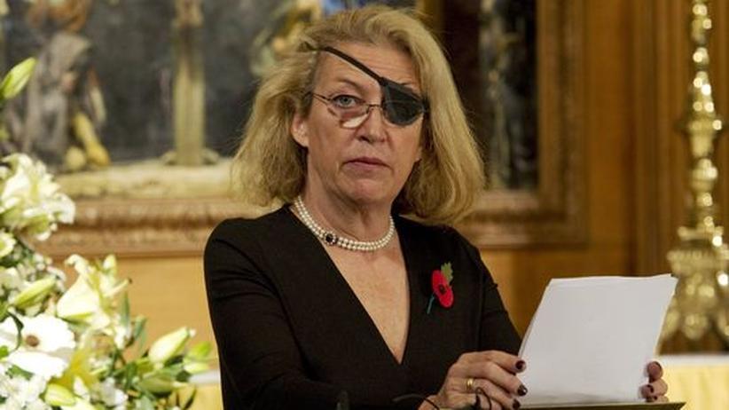Kriegsreporterin Marie Colvin: Die Frau, die nicht wegsah
