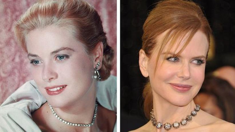 Grace Kelly und Nicole Kidman