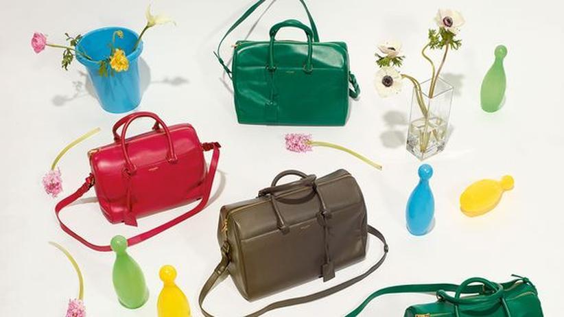 Stilkolumne: Taschenfarben