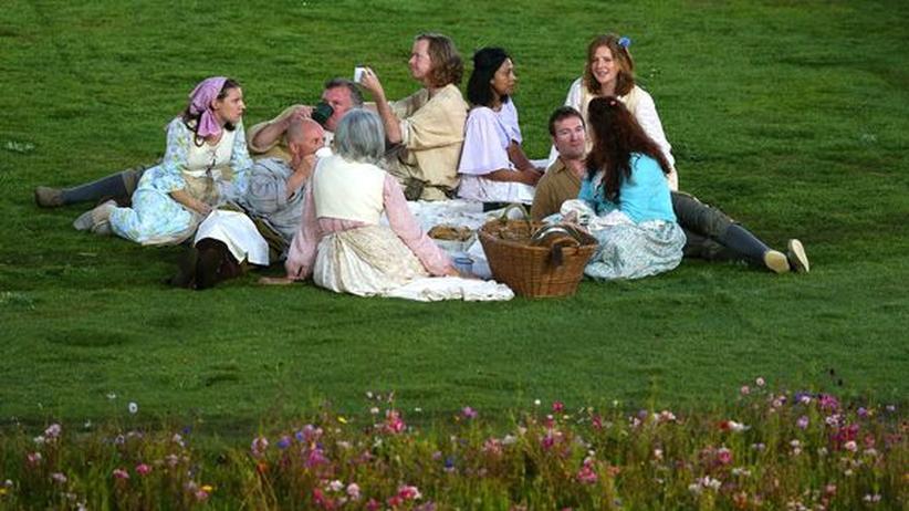 Picknick: Alles muss raus!