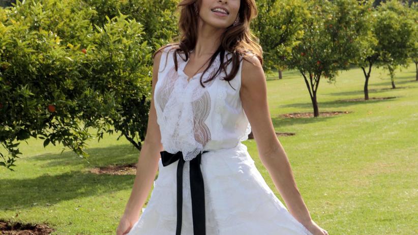 Eva Mendes (Dezember 2010)