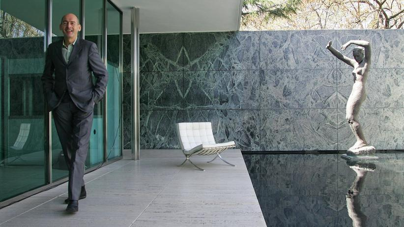 Schwerpunkt: Neustart für Europa: Der Architekt Rem Koolhaas