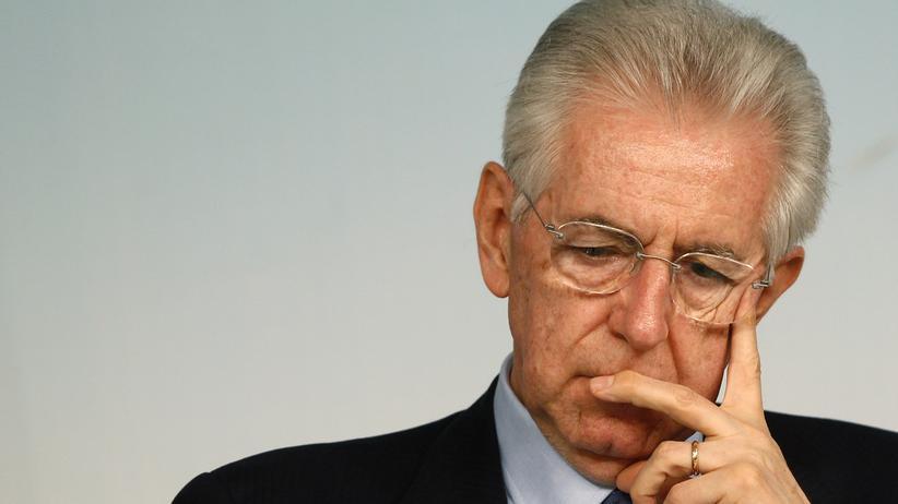 """Mario Monti: """"Italien ist besser als sein Ruf"""""""