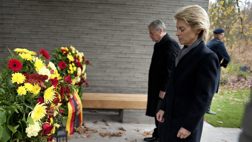 Bundeswehr: Soldaten sind Helden