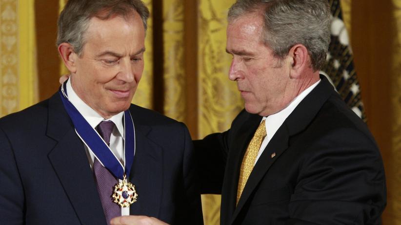 Folterprogramm: Blair half, Cameron vernebelt