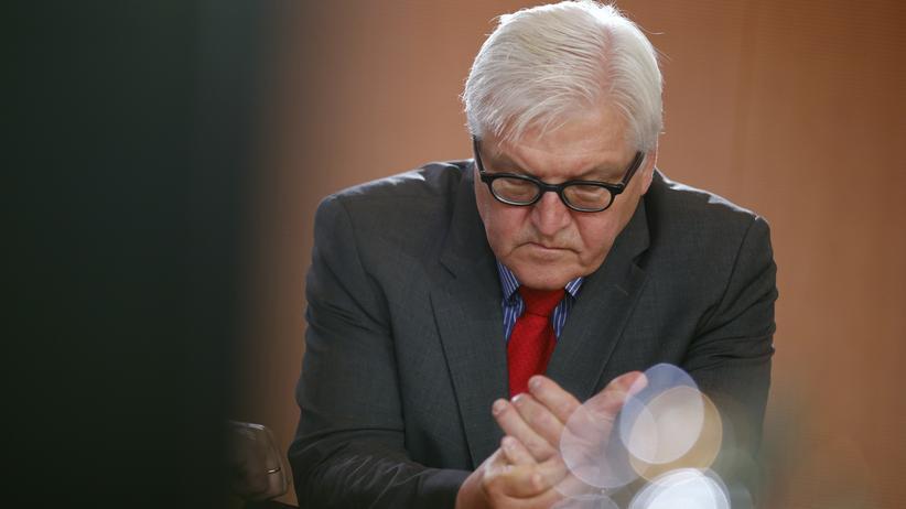 Steinmeier zur Russland-Politik: Für Dialog und Härte