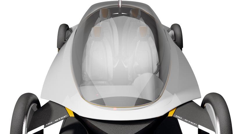 """Auto der Zukunft """"Carsharing-Buggy"""""""