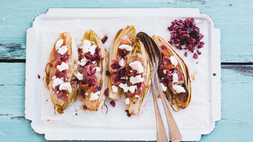 Serie Wochenmarkt: Chicorée aus dem Ofen