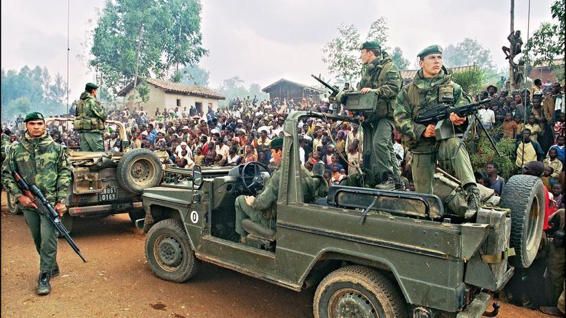 Ruanda: Zeuge eines Genozids
