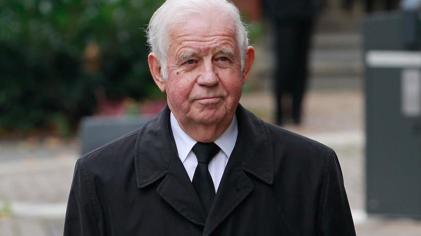 Landtagswahl in Sachsen: CDU-Stratege Kurt Biedenkopf, 84, regierte zwölf Jahre lang Sachsen (Archiv)