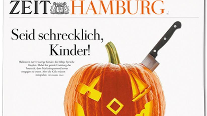 Halloween: Seid schrecklich, Kinder! | ZEIT ONLINE