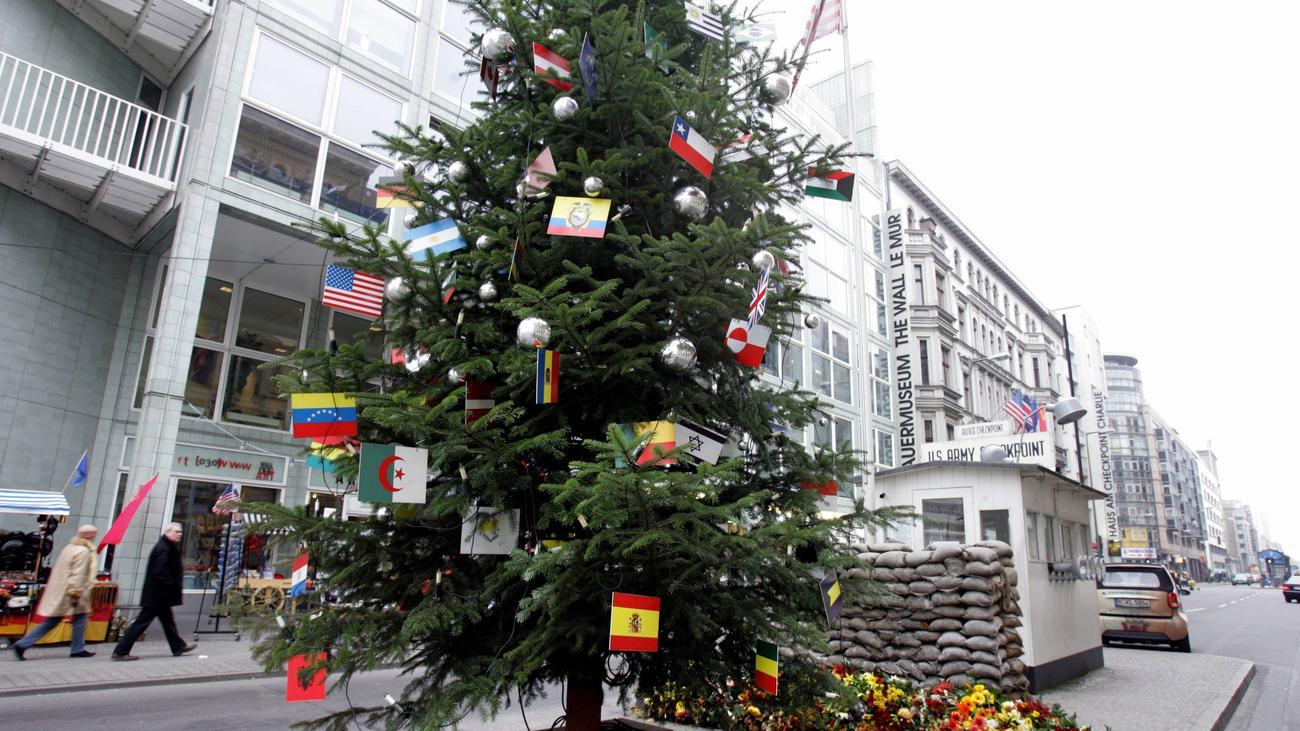 Weihnachten: Das erste Fest nach dem Mauerfall | ZEIT ONLINE
