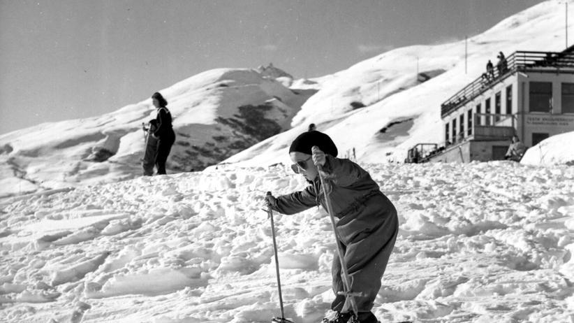 """Skifahren: """"Dem Vaterland besser dienen"""""""