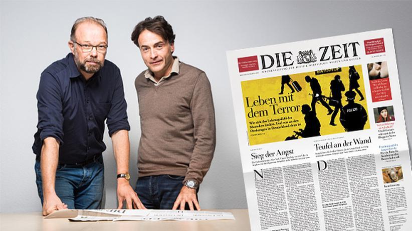 Bernd Ulrich und Giovanni di Lorenzo