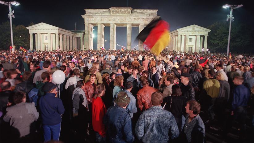 3. Oktober 1990: Und Recht und Freibier