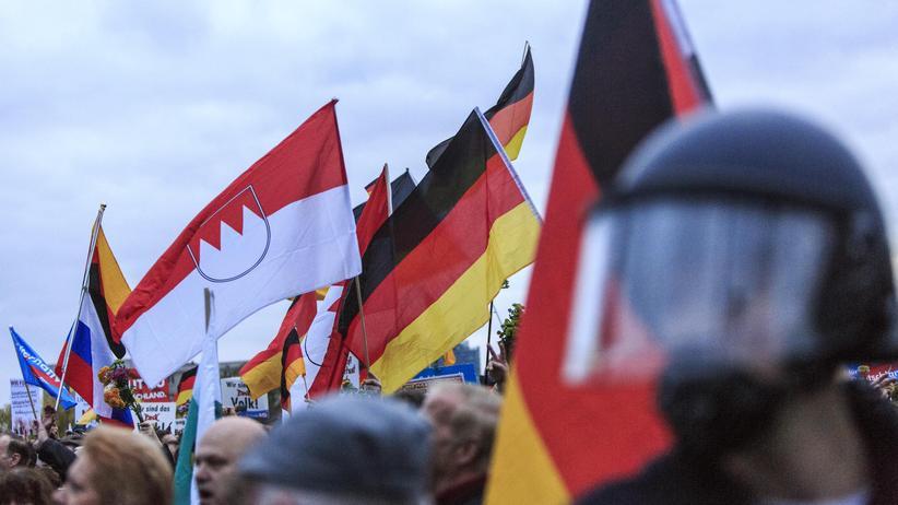 Politik, Alternative für Deutschland, Bernd Lucke, Landtag, Sonntagsfrage, Umfrage, Demoskopie