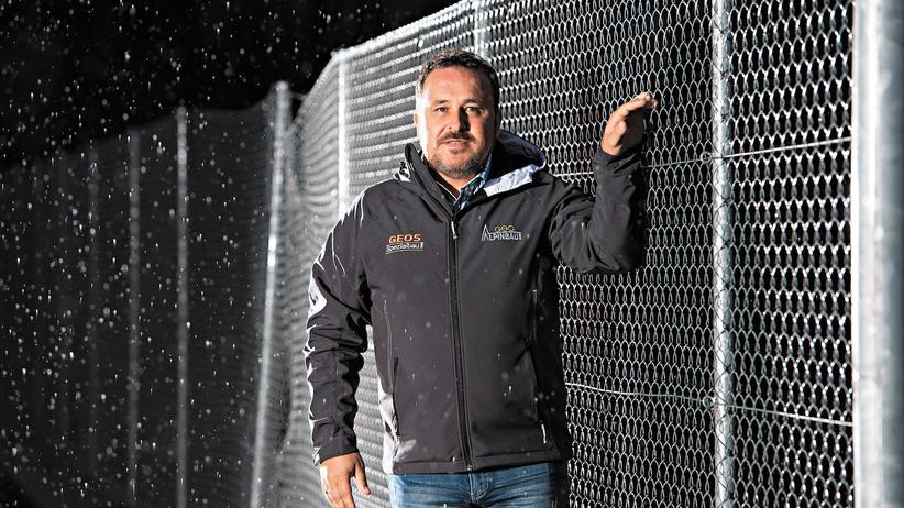 Helmut Ortler Chef Geo-Alpinbau