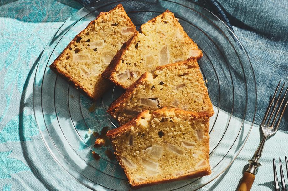 Birnenkuchen Geben Sie Der Birne Eine Chance Zeitmagazin