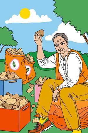 Landwirtschaft: Der Kartoffelheld