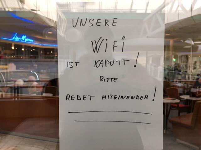 Gesehen im Eidelstedt Center