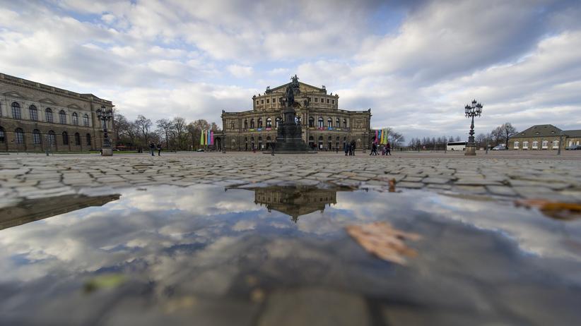 """Dresden: """"Ich kämpfe gerne"""""""
