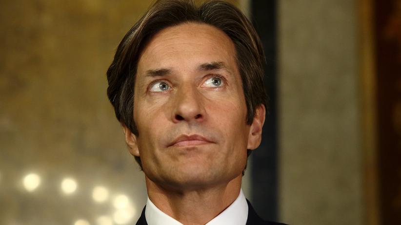 Karl-Heinz Grasser: Der ehemalige Finanzminister Karl-Heinz Grasser