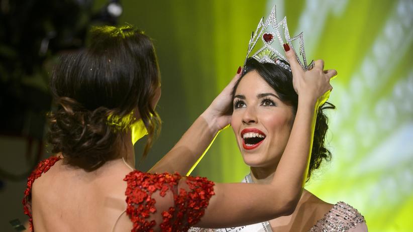 Krönung von Miss Schweiz 2015