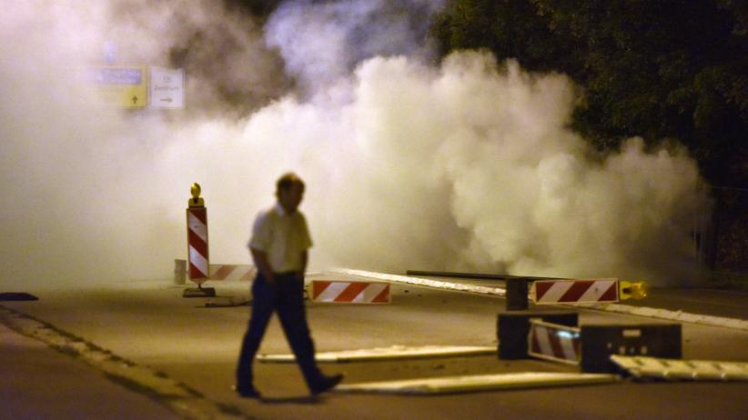 Rechtsextremismus: Heidenau arbeitet auf