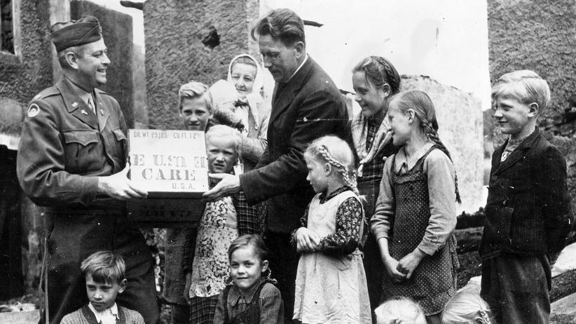 Nachkriegszeit: Unverdientes Glück