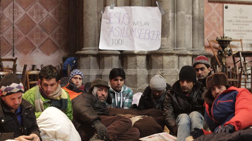 Flüchtlinge: Kein Futter für rechts
