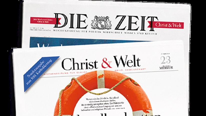 DIE ZEIT mit Christ & Welt
