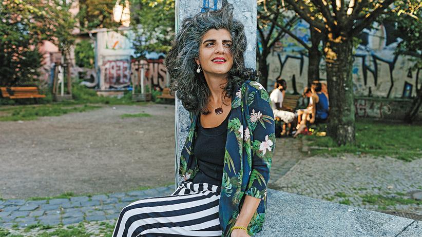 Shermin Voshmgir: Die virtuelle Nomadin