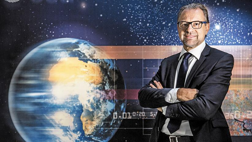Josef Aschbacher: Der Weltvermesser