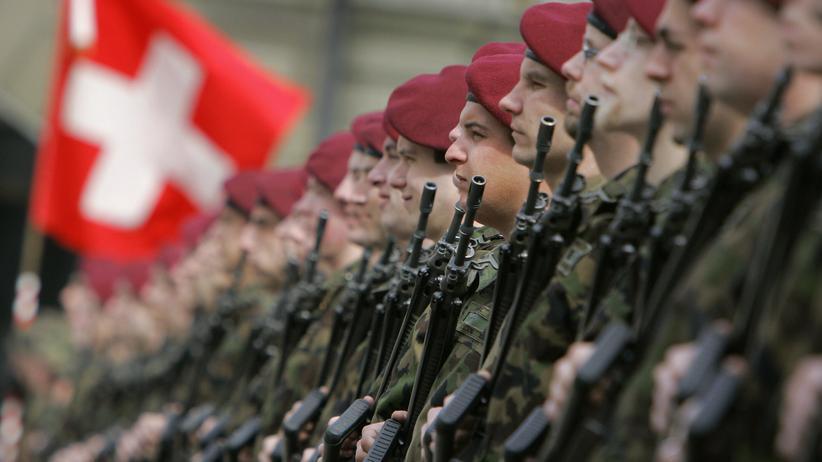 Schweizer Ehrengarde