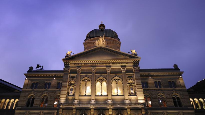 Schweizer Parlament: Die Reform der Altersvorsorge