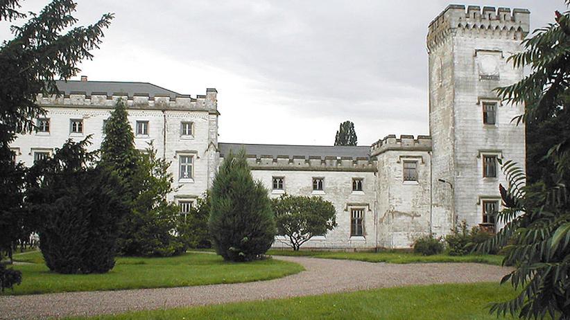 Schloss Varchentin: Eine Ruine, aber eine traumhaft schöne. Und bald soll das Herrenhaus von Varchentin wieder strahlen.
